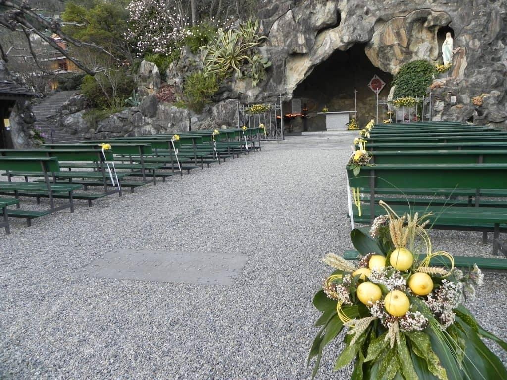 Grotta di Cannero - agrumi